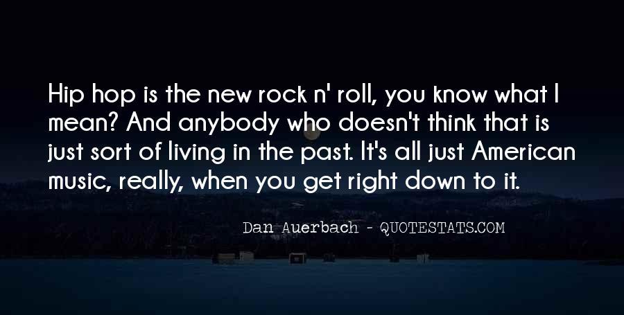 Dan Auerbach Quotes #43848