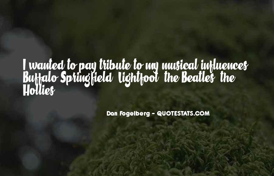 Dan Fogelberg Quotes #1011333