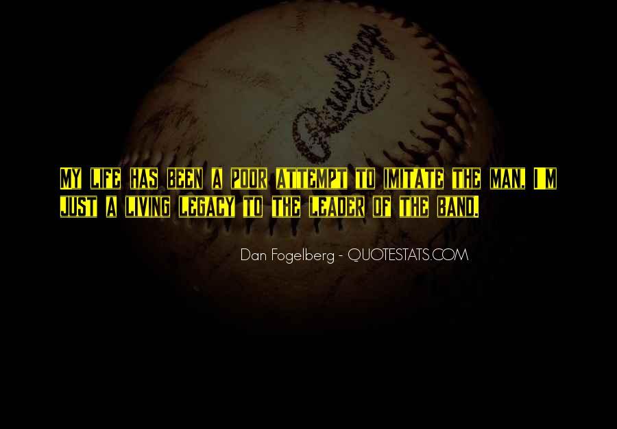 Dan Fogelberg Quotes #1025706