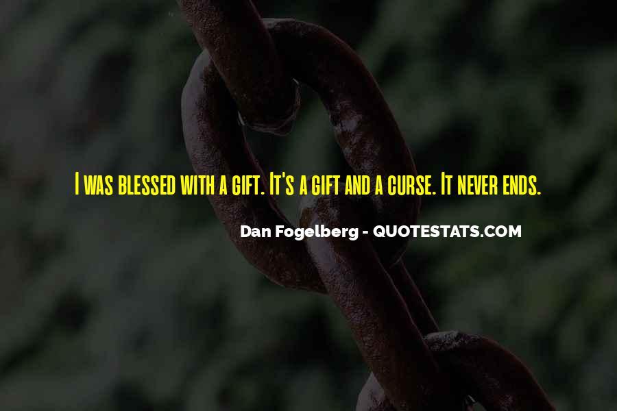 Dan Fogelberg Quotes #1470842