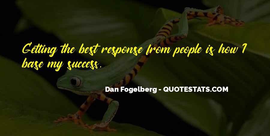 Dan Fogelberg Quotes #1597358