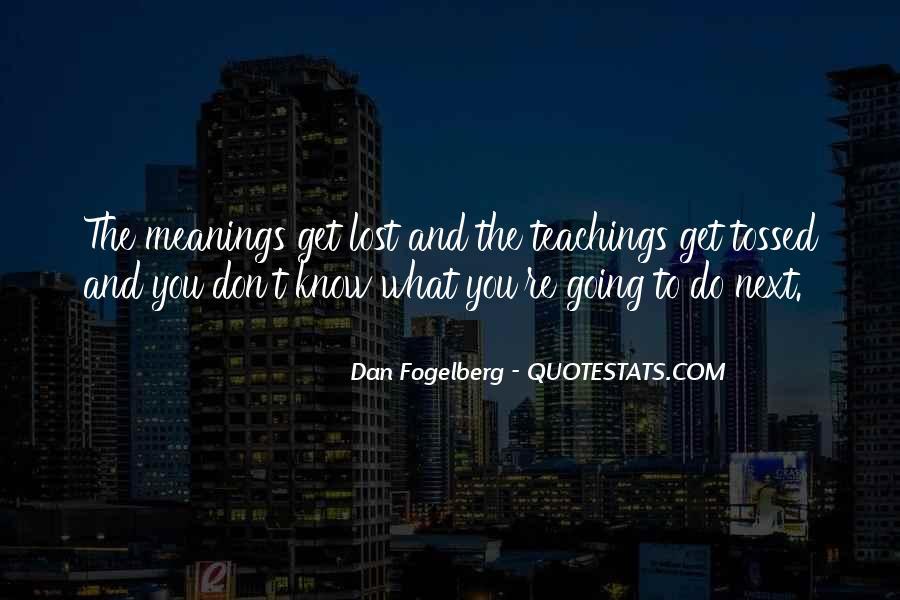 Dan Fogelberg Quotes #1604457