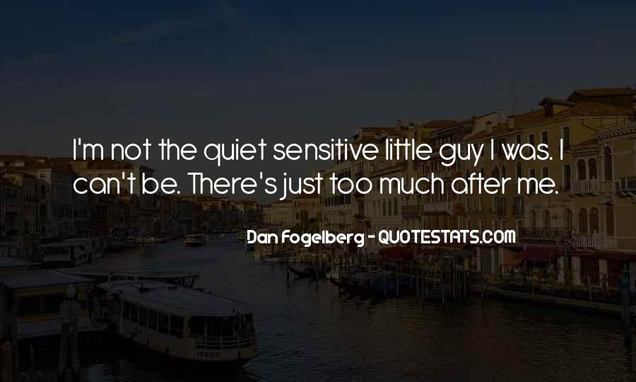Dan Fogelberg Quotes #224669
