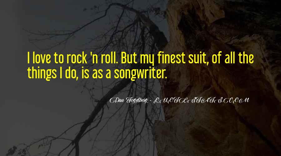 Dan Fogelberg Quotes #327786