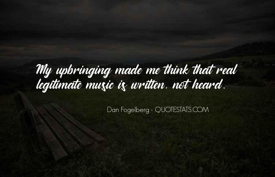 Dan Fogelberg Quotes #36077