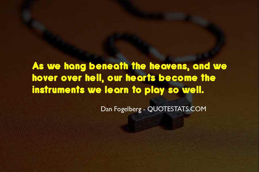 Dan Fogelberg Quotes #376004