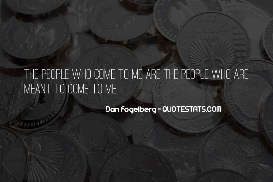 Dan Fogelberg Quotes #440763