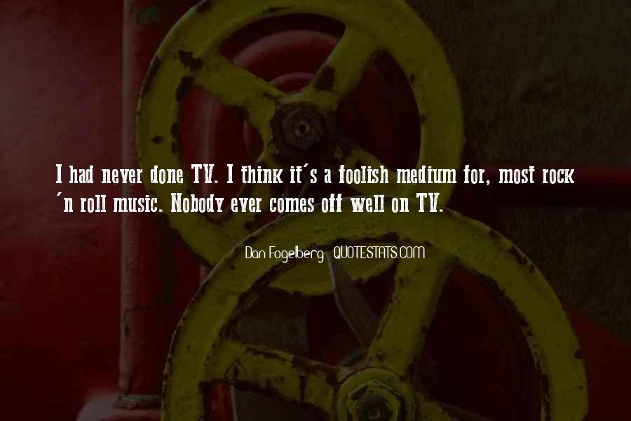 Dan Fogelberg Quotes #449399