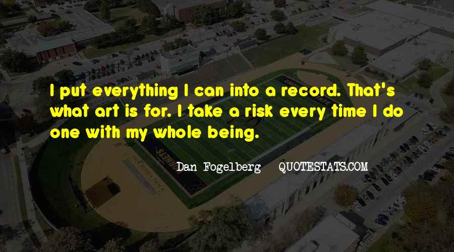 Dan Fogelberg Quotes #638078