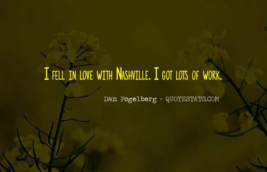 Dan Fogelberg Quotes #731942