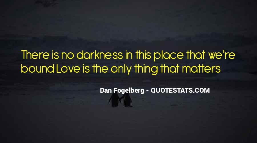 Dan Fogelberg Quotes #80896