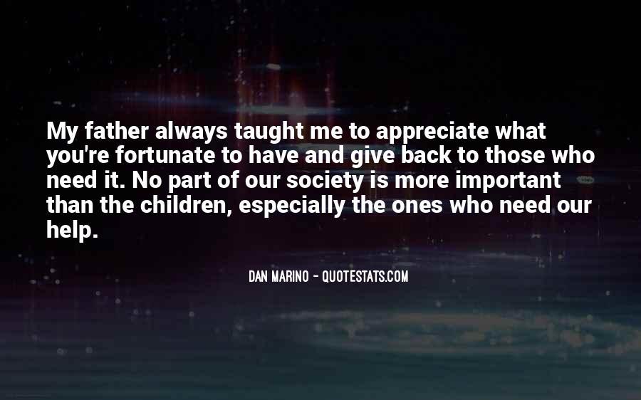 Dan Marino Quotes #1215578