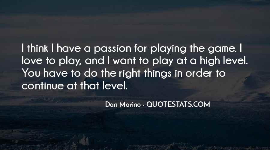 Dan Marino Quotes #1265070