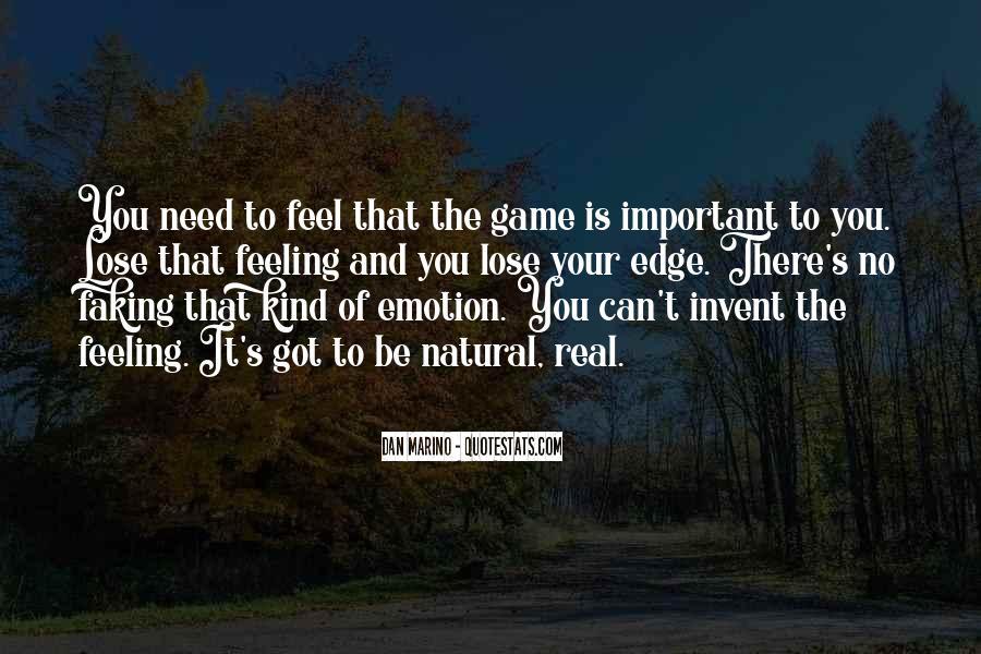 Dan Marino Quotes #1411914