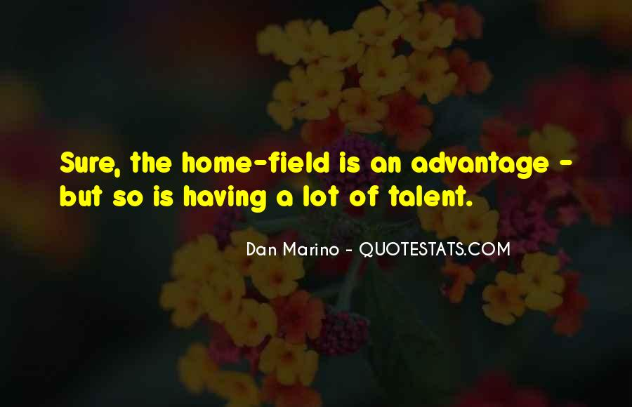 Dan Marino Quotes #401453