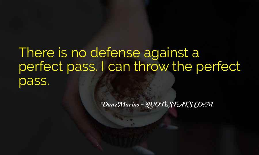 Dan Marino Quotes #459753
