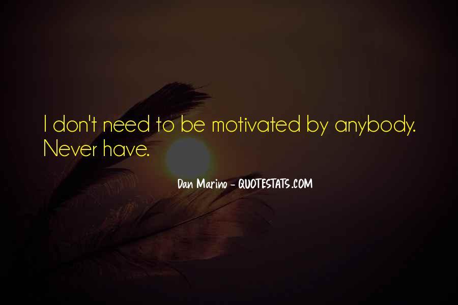 Dan Marino Quotes #508641