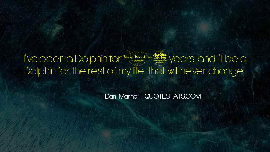 Dan Marino Quotes #84231