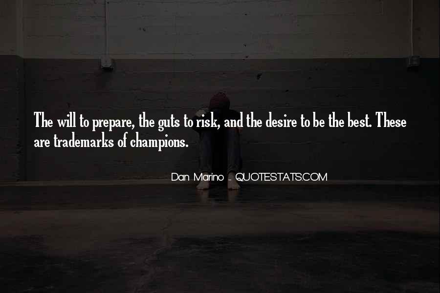 Dan Marino Quotes #923430