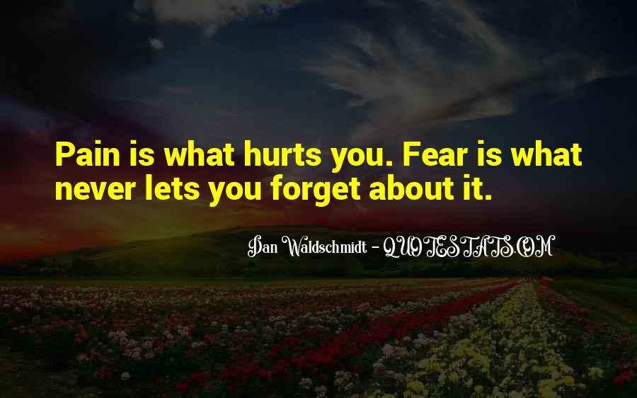 Dan Waldschmidt Quotes #1240918