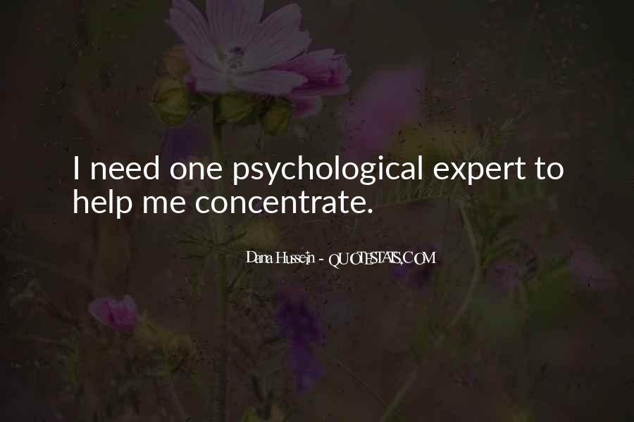 Dana Hussein Quotes #1676387