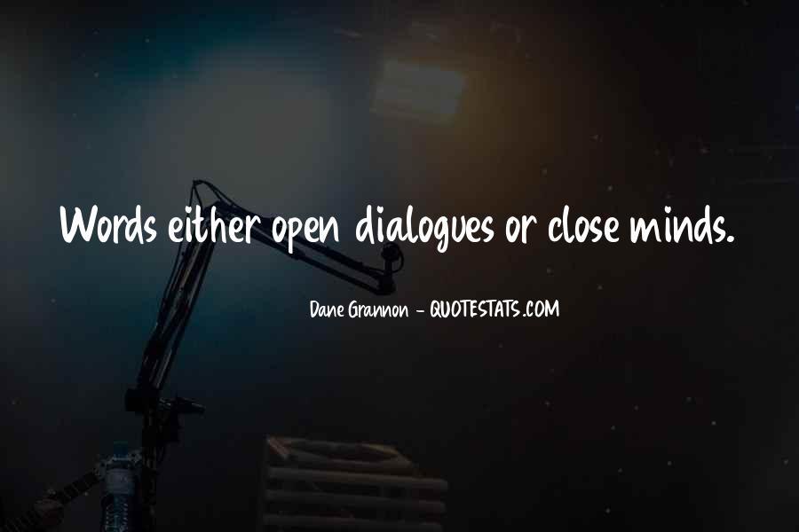 Dane Grannon Quotes #899620