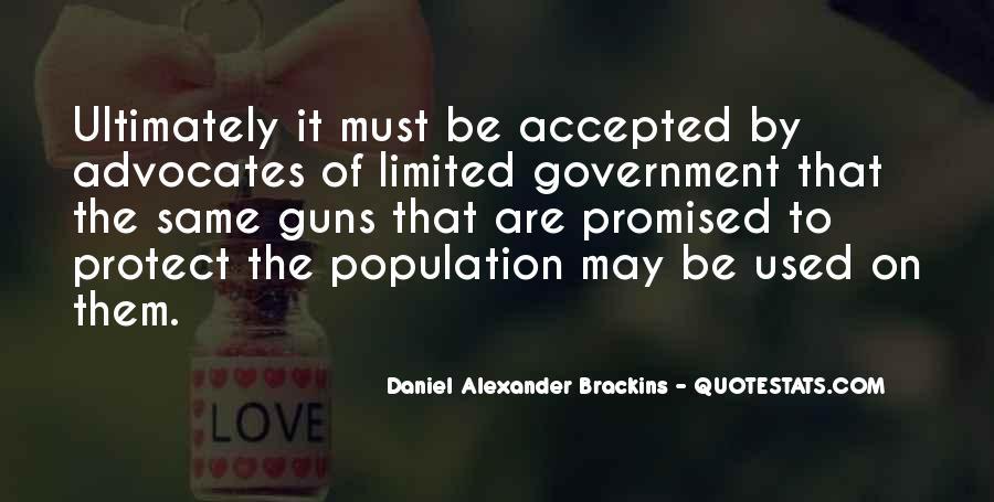 Daniel Alexander Brackins Quotes #897782