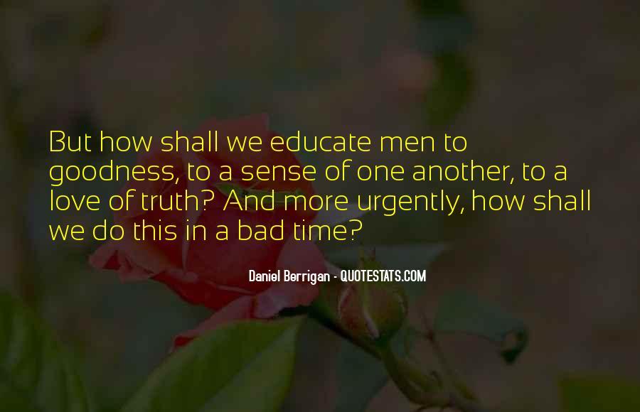 Daniel Berrigan Quotes #1100076