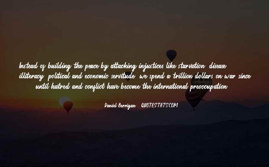 Daniel Berrigan Quotes #115905