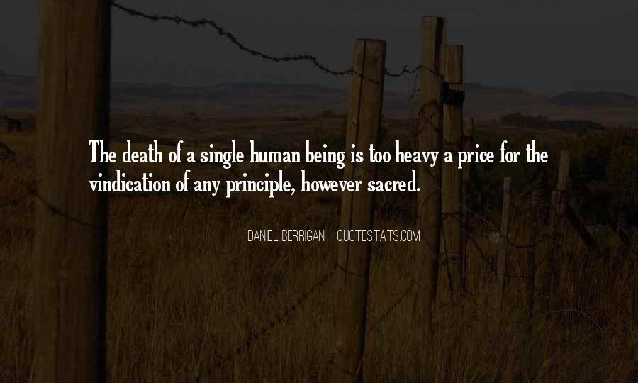 Daniel Berrigan Quotes #1257915