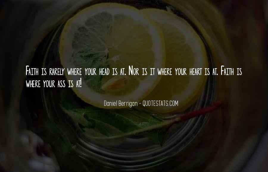 Daniel Berrigan Quotes #1276065