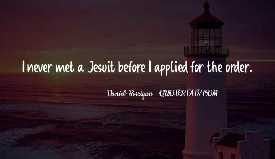 Daniel Berrigan Quotes #1362327