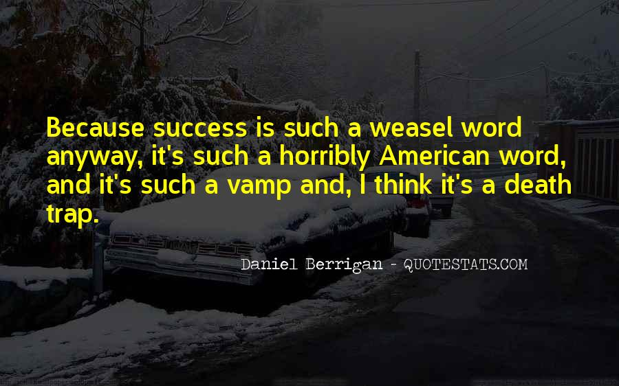 Daniel Berrigan Quotes #1389332