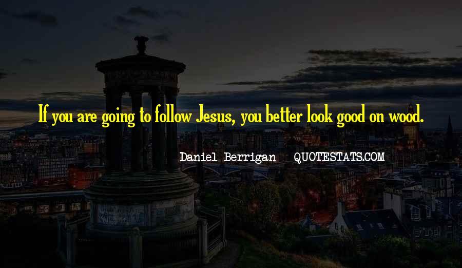 Daniel Berrigan Quotes #1521162