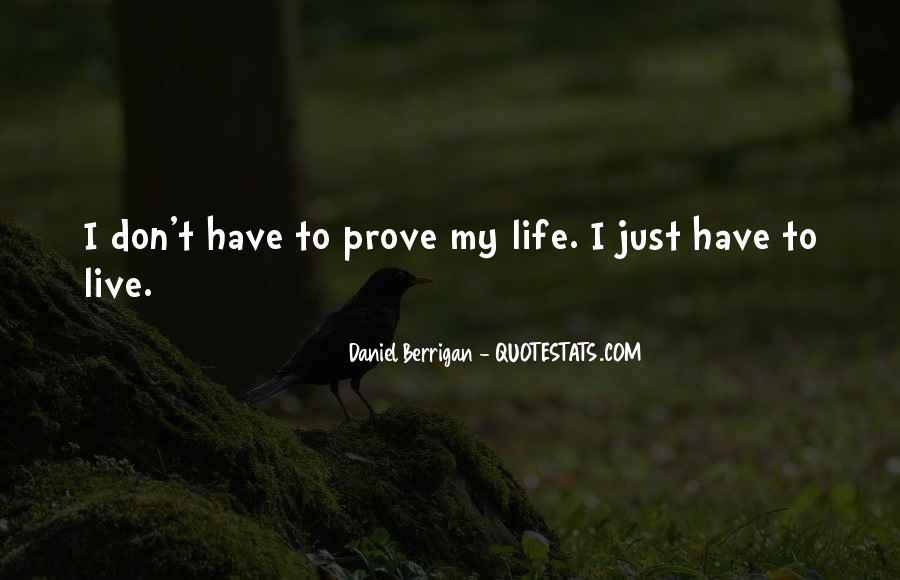 Daniel Berrigan Quotes #1714809