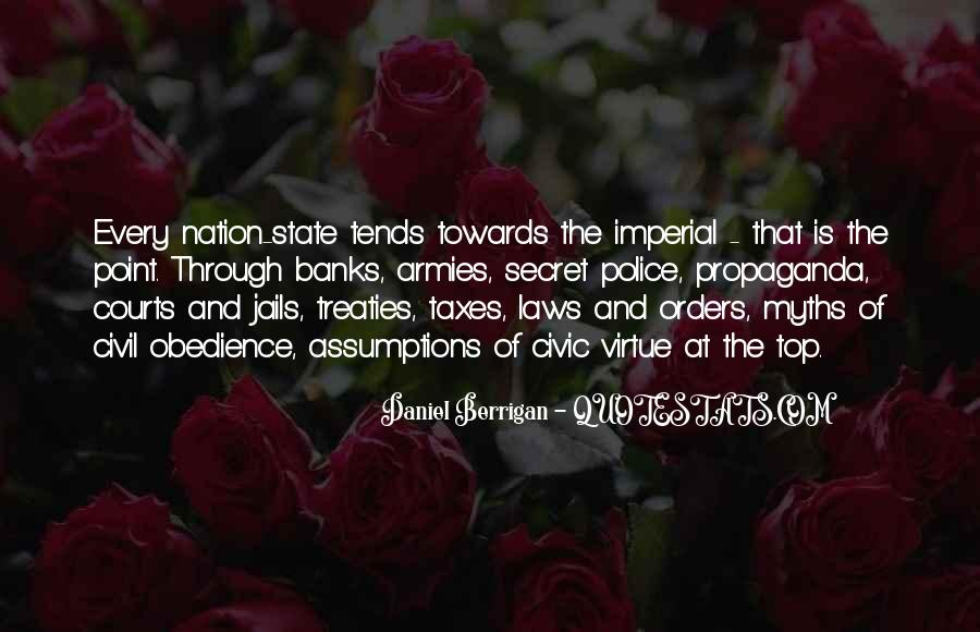 Daniel Berrigan Quotes #1774497