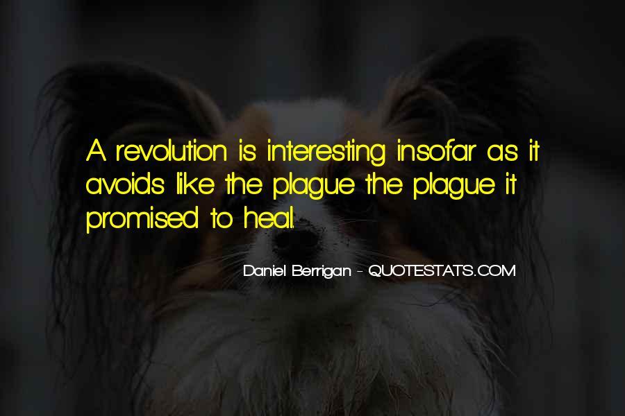 Daniel Berrigan Quotes #1813036