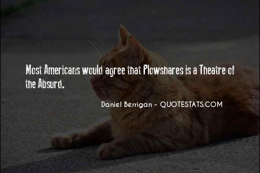 Daniel Berrigan Quotes #1824849