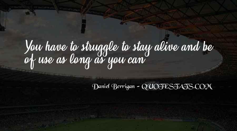 Daniel Berrigan Quotes #1836617