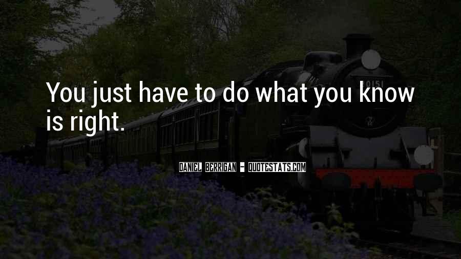 Daniel Berrigan Quotes #1850905