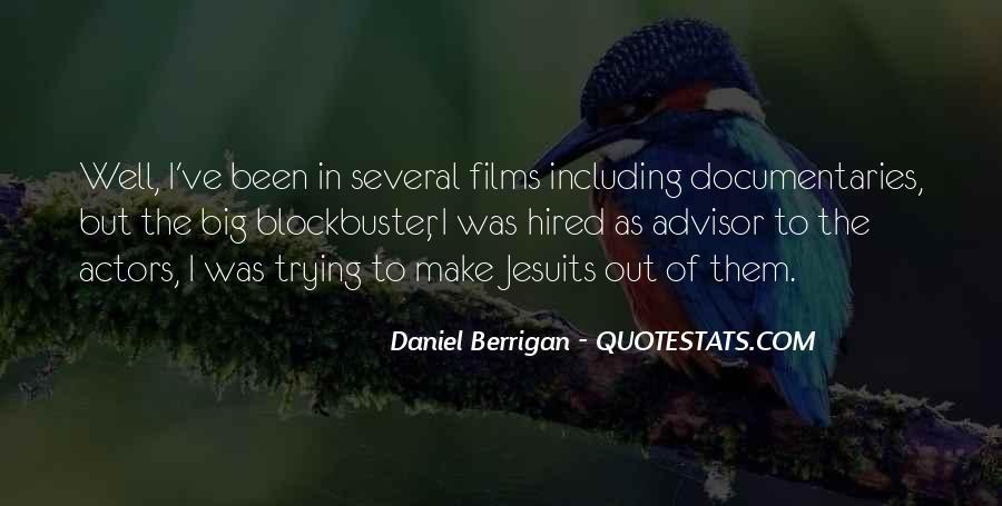 Daniel Berrigan Quotes #248875