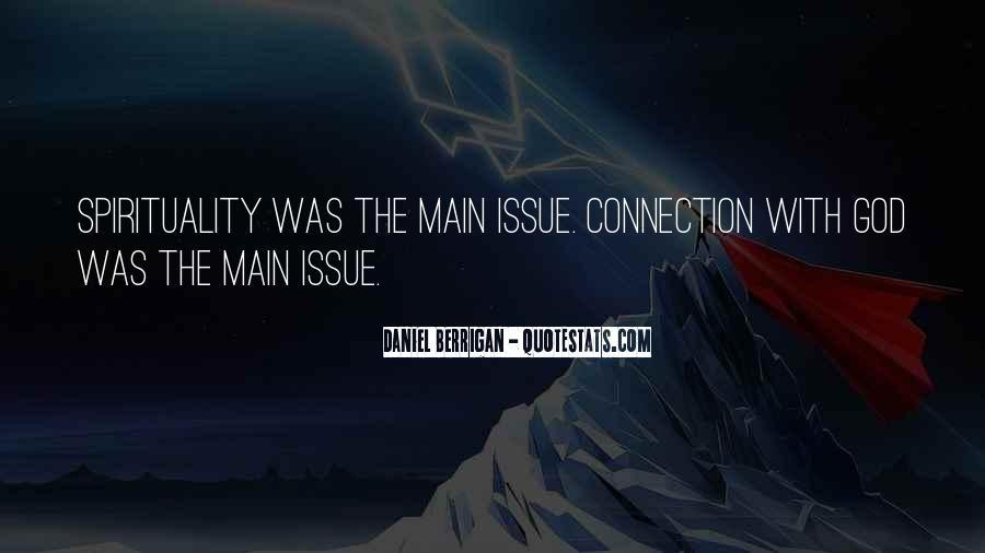 Daniel Berrigan Quotes #304891