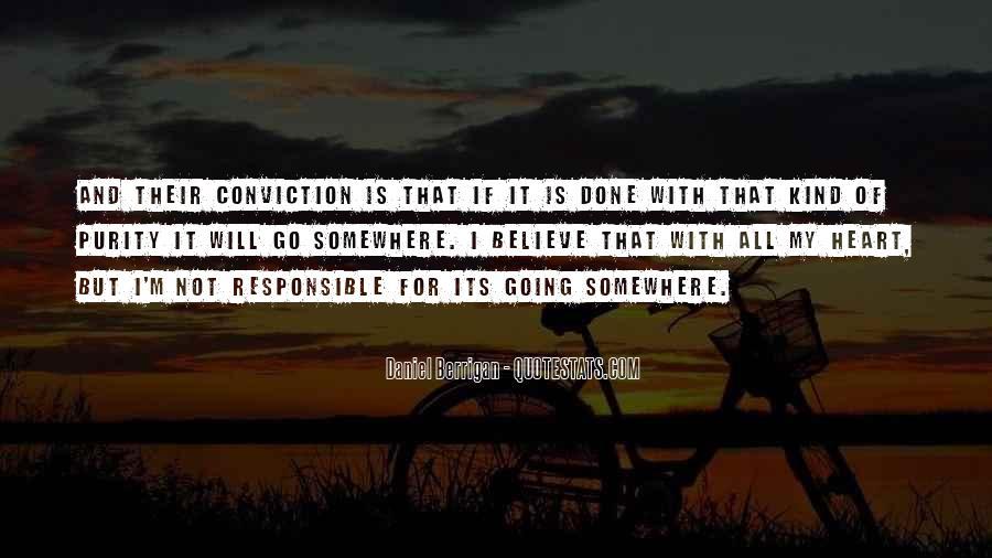 Daniel Berrigan Quotes #56665