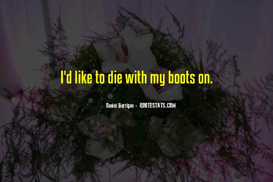 Daniel Berrigan Quotes #629072
