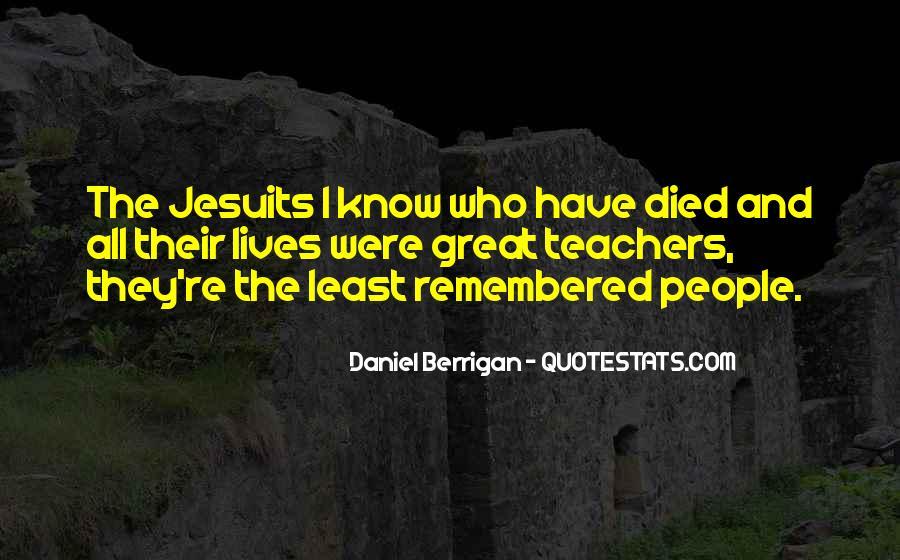 Daniel Berrigan Quotes #676214