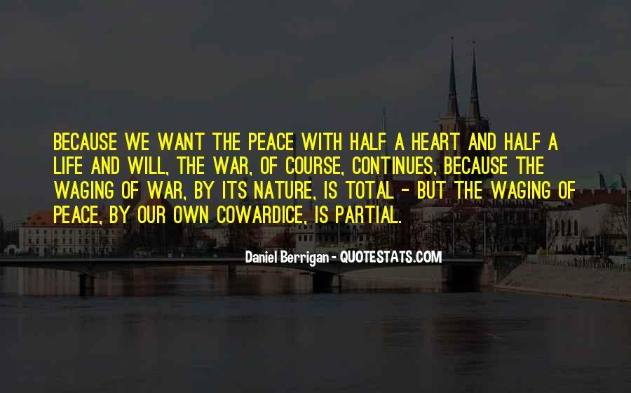 Daniel Berrigan Quotes #695036