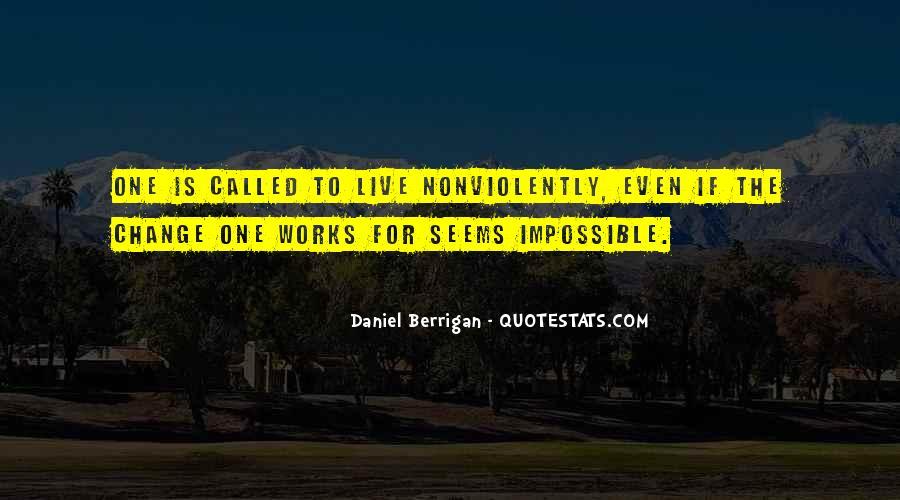 Daniel Berrigan Quotes #732968