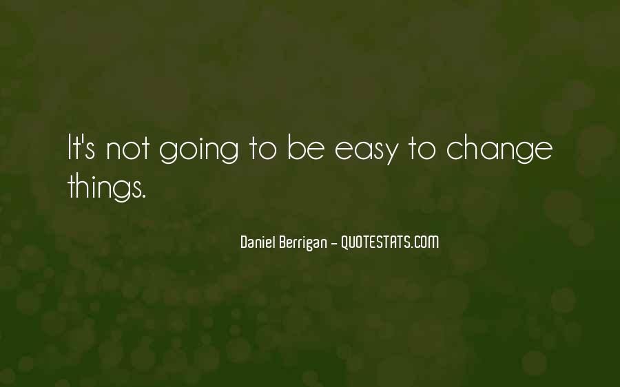 Daniel Berrigan Quotes #736997