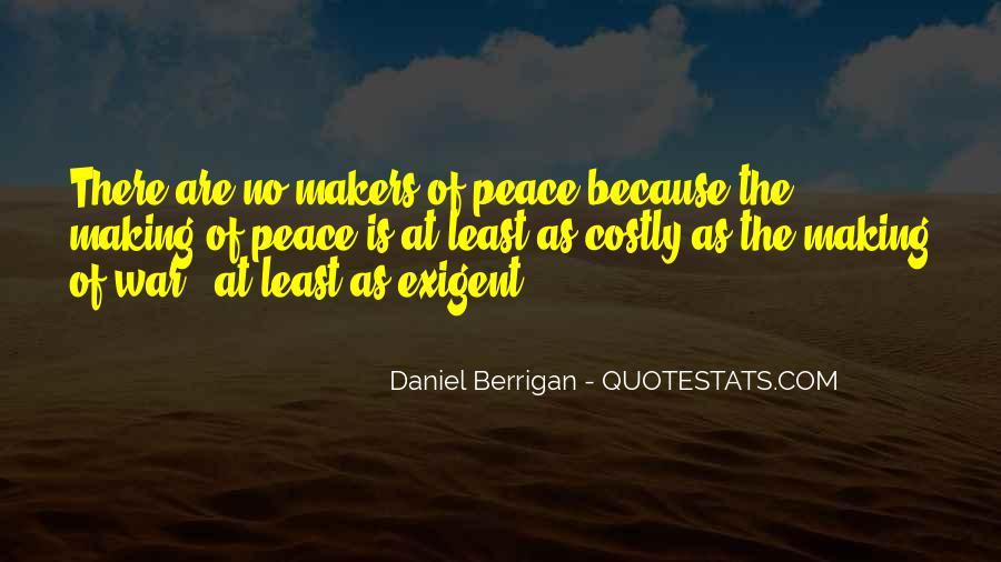 Daniel Berrigan Quotes #916118