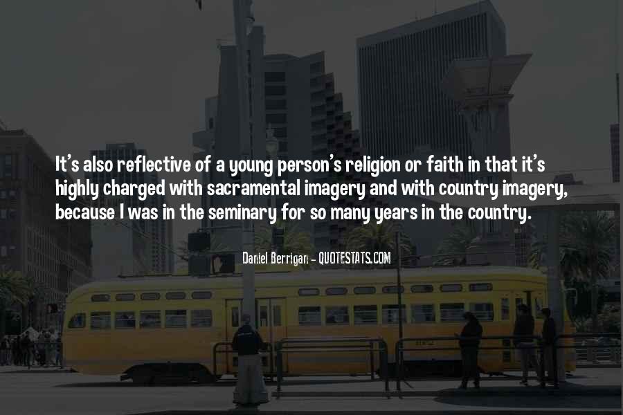 Daniel Berrigan Quotes #95219